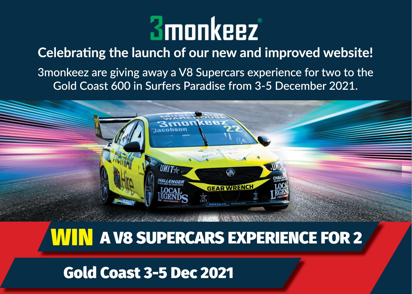 V8 Supercars Experience